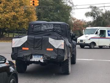 Jeep pickup?