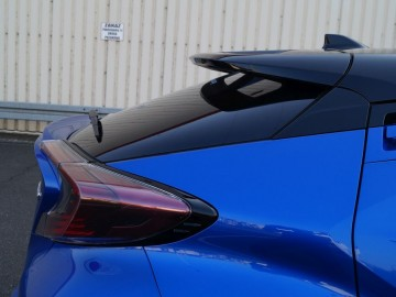 Toyota C-HR 1,8 Hybrid E-CVT 122 KM - Ekstrawagancka