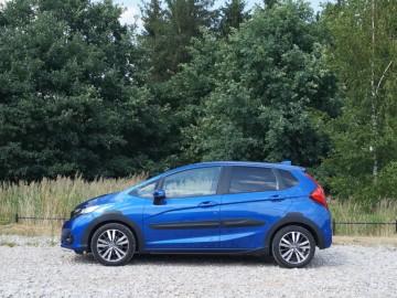 Honda Jazz 1.2 iVTEC 102 KM – Mieszczuch perfekcyjny