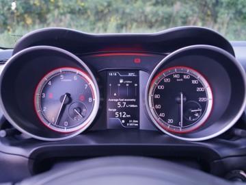 Suzuki Swift 1.0 BoosterJet SHVC 111 KM – Lepsza strona hybrydy