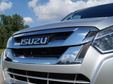 Isuzu D-Max Double Cab LSX Fl 1.9 DDI 163 KM – Do zadań specjalnych