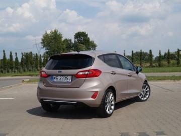 Ford Fiesta Vignale 1.0 EcoBoost 100 KM - Z domieszką luksusu