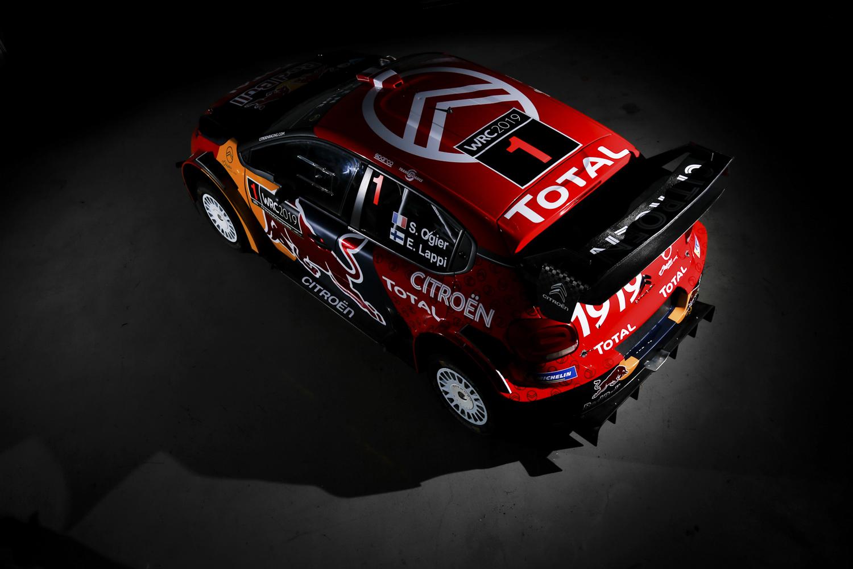 Citroën przed sezonem rajdowym 2019