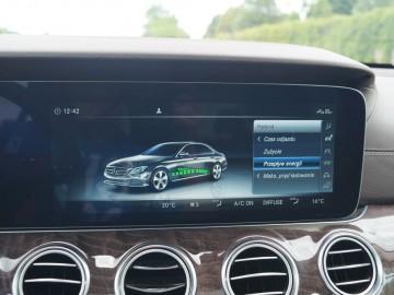 Mercedes Benz E350e Plug-In Hybrid – Hybrydowe rozwiązanie