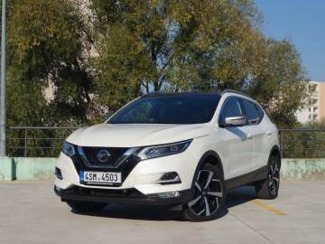 Nissan Qashqai 1,5 dCI Tekna + 115 KM – Po prostu, crossover