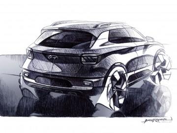 Hyundai Venue – pierwsze szkice nowego SUV-a