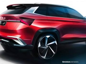 Skoda Vision GT – zapowiedź kolejnego SUV-a dla Chin