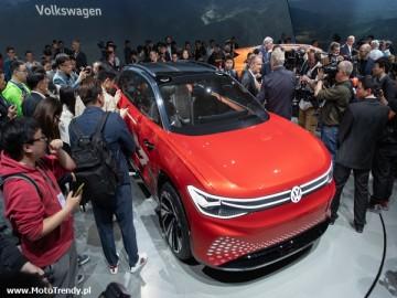 VW ID. Roomzz - Elektryczny SUV