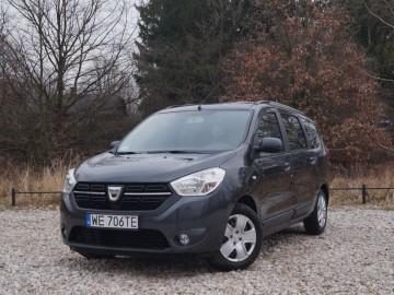 Dacia Lodgy Laureate 1,6 SCe LPG 107 KM – Cena czyni cuda?