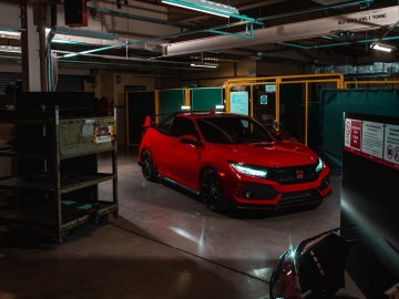 "Honda Civic Type R ""Project P"", czyli Pickup"
