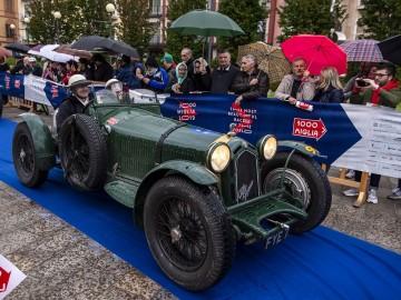 Alfa Romeo triumfuje w 1000 Miglia 2019