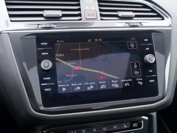 VW Tiguan Allspace 2,0 TDI BlueMotion R-Line DSG - Piwo i wurst