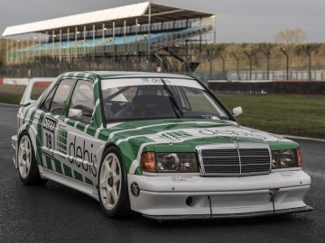 Perełki Mercedesa w Goodwood