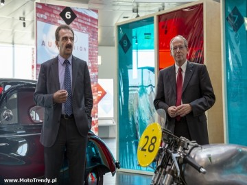 70 lat Audi w Ingolstadt