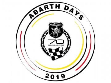 Abarth Days 2019: największy zlot z okazji 70-lecia marki Abarth