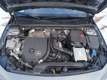 Mercedes Benz A 200 163 KM 7G Tronic – Mów do mnie…