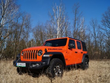 Jeep Wrangler Rubicon 2,2 MultiJet– Legenda...