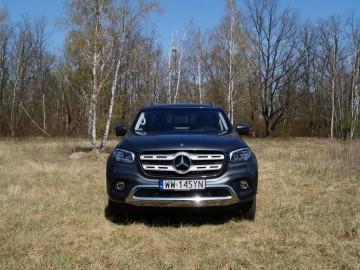 Mercedes Benz Klasa X 350D 4MATIC 7G-Tronic - Zaskakujący