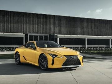 Lexus LC F jak LFA i nowa GR Supra – zmiana koncepcji?