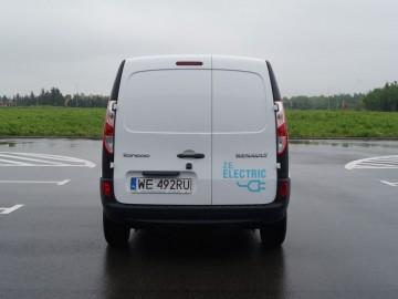 Renault Kangoo Z.E. 60KM – Czy to ma sens?