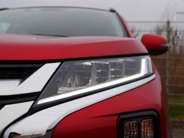 Mitsubishi ASX 2,0 150 KM CVT – Rozsądny wybór