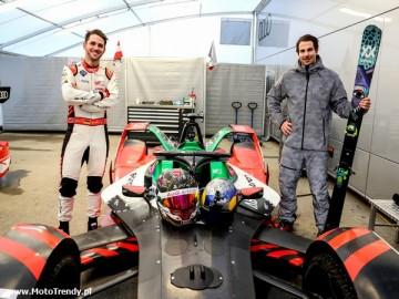 Mistrzowie w Audi podczas GP Ice Race