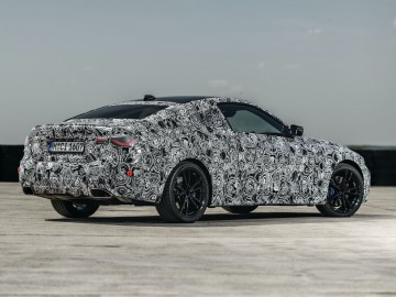 BMW 4 Coupe – Finalne testy