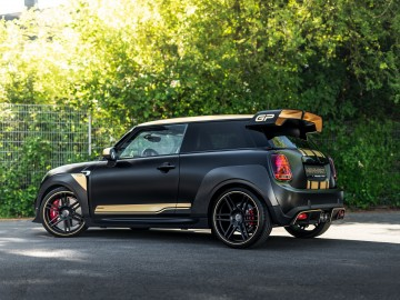 Mini JCW Manhart, czyli GP3 F350