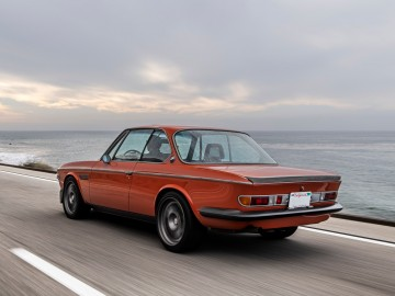BMW 3.0 CS 1974 Roberta Downeya Jr