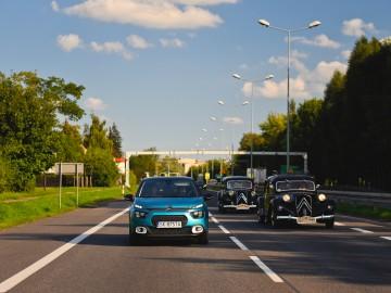 XII Ogólnopolski Zlot Zabytkowych Citroënów