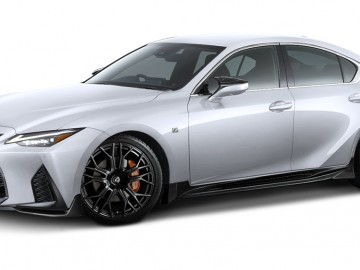 Lexus IS od TRD - Sedan na sportowo