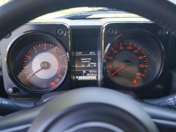 Suzuki Jimny 1,5 VVT AWD 5MT – Dzielny osiołek