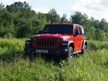 Jeep Wrangler Rubicon 2,0 GME 272 KM 8AT – Legenda nadal żywa