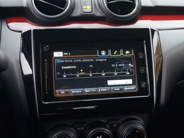 Suzuki Swift Sport 1,4 BoosterJet 48V SVHS 129 KM MT6 – Miejski gokart?