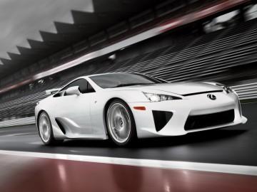 Najdroższe Lexusy na rynku wtórnym
