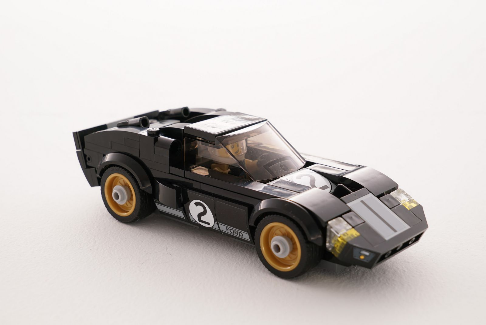 Ford GT i GT40 od LEGO