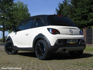 Opel Adam Rocks 1.0 T (115 KM) - Mini cross