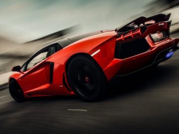 Lamborghini Aventador LP700-4 – Symfonia dźwięków