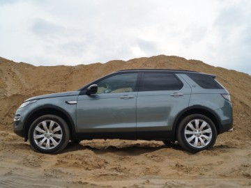 Land Rover Discovery Sport Si4 HSE Luxury - Dominator