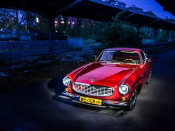 Fotowarsztaty z Volvo