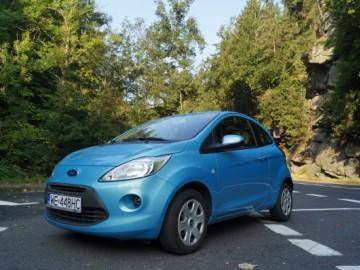Ford Ka 1.2 Trend - Kobiecy mieszczuch
