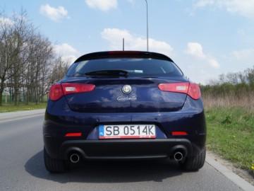 Alfa Romeo Giulietta 2.0 JTDM 16v 175 KM Exclusive - Stylowo i oszczędnie