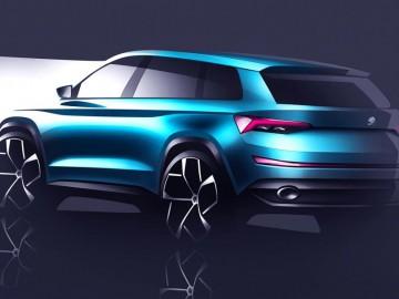 Skoda VisionS – To będzie nowy SUV