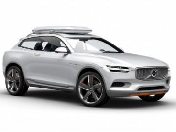 Volvo Concept XC Coupé -  Więcej emocji