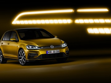 VW Golf VII – Bestseller po retuszach