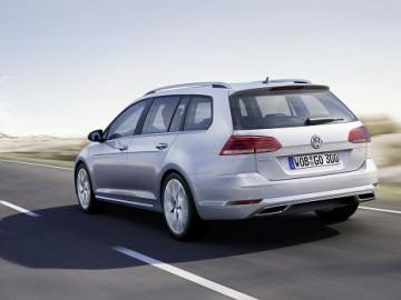 VW Golf VII – Bestseller po retuszach