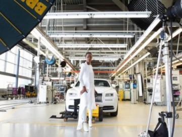 Rolls-Royce Wraith inspirowany modą