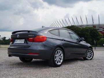 BMW 320d GT Sport - Dla wymagającego klienta