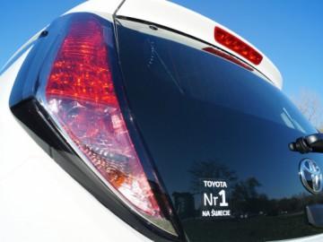 Toyota Aygo X-CITE 1.0 VVT-i 69KM -  Miejskie rozwiązanie