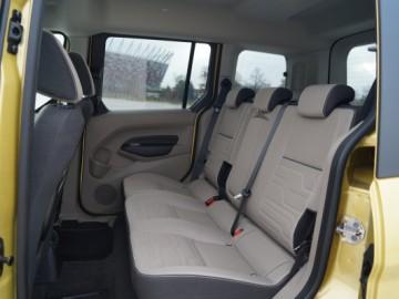 Ford Tourneo Connect 1.6 TDCi Titanium - Na każdą okoliczność